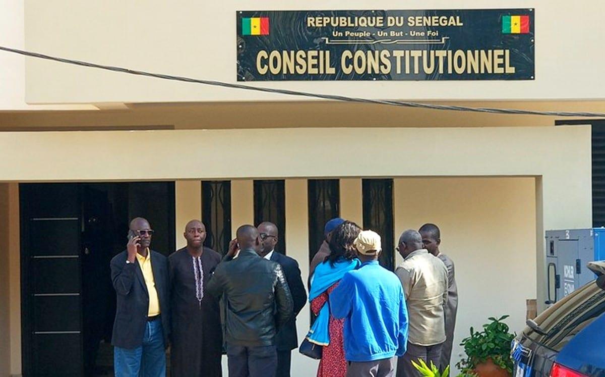Conseil constitutionnel du Sénégal