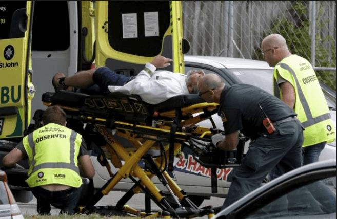 attaque terroriste en nouvelle zélande