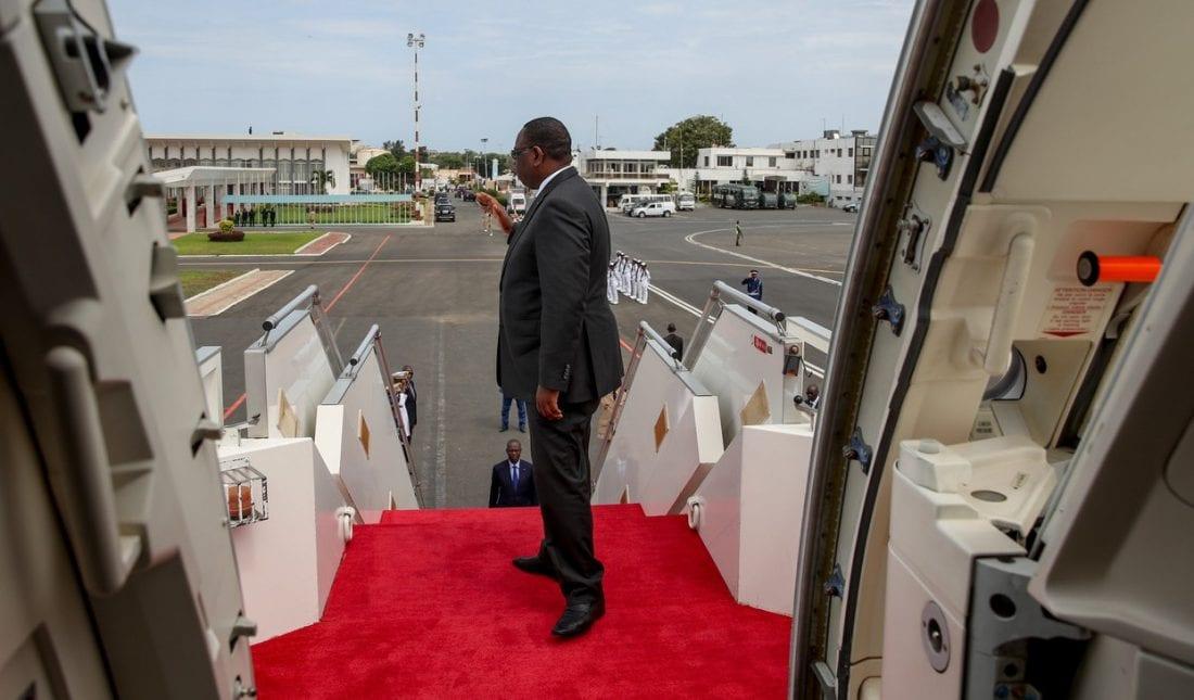 Ce que l'on sait du voyage du président Macky Sall
