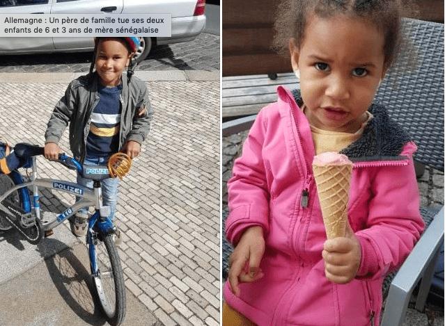 Allemagne: Un homme assassine froidement ses deux enfants de mère sénégalaise