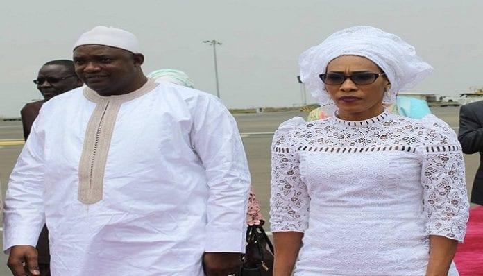 Gambie: La première dame de Barrow mêlée dans une affaire de corruption