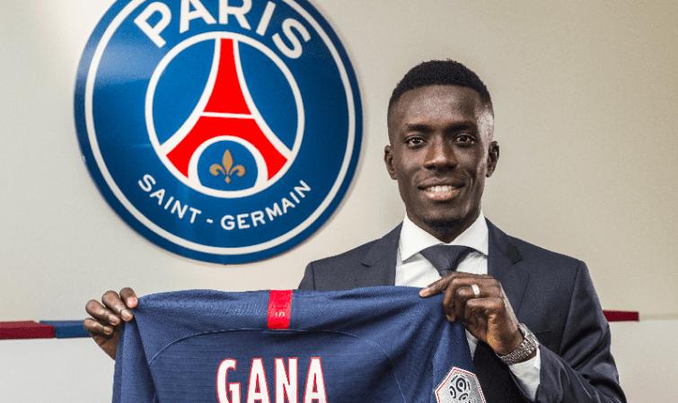ENTRETIEN: les premiers mots de Gana Guèye au PSG
