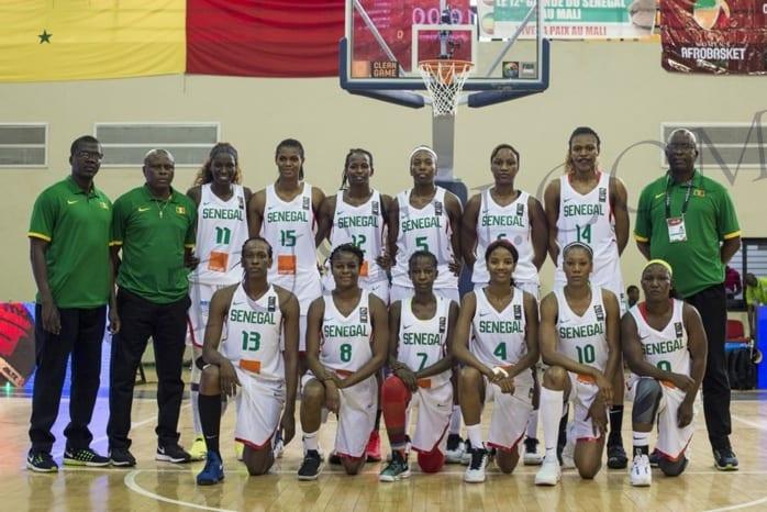 Afrobasket Féminin: Le Sénégal hérite la Cote d'Ivoire et l'Egypte