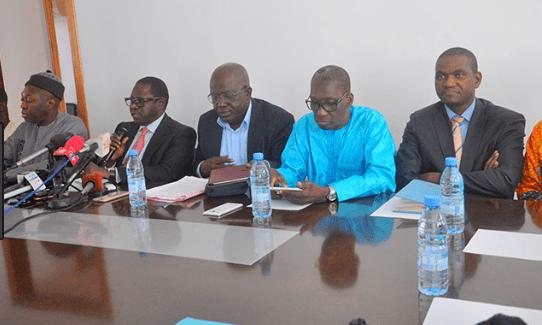 Can 2019: Sénégal-Algérie: Les membres du FRN se disputent de 5 billets d'avion...
