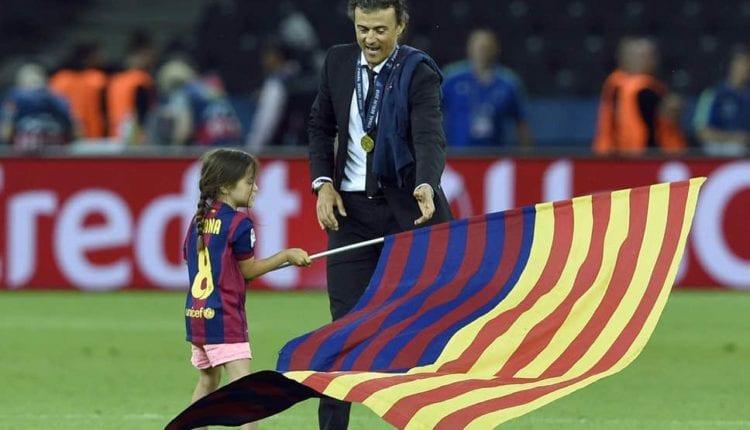 Espagne: Luis Enrique annonce le décès de sa fille Xana