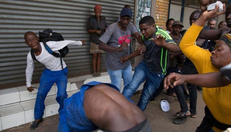 Afrique du Sud: Quand les troupes xénophobes gagnent du terrain !