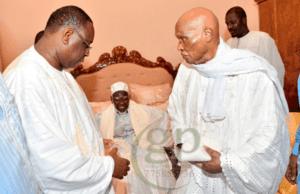 Massalikoul Jinane: Macky Sall et Me Abdoulaye Wade réconciliés