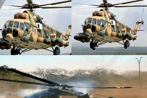 Minusca: Crash d'un hélico du Sénégal fait 3 morts