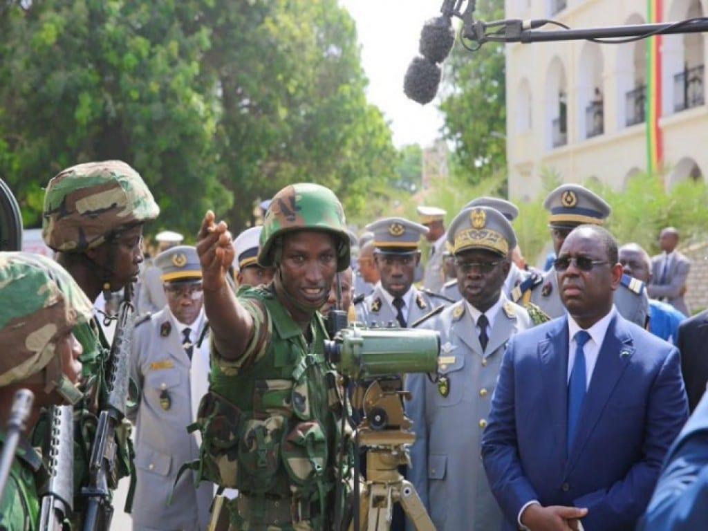 Crash d'un hélico du Sénégal: Les hommages de Macky Sall aux victimes