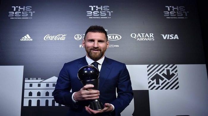 The Best 2019: Gros scandale et trucage autour de l'élection de Messi ?