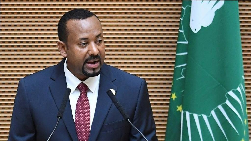 Le premier ministre Éthiopien Abiy Ahmed sacré Prix Nobel de la paix 2019