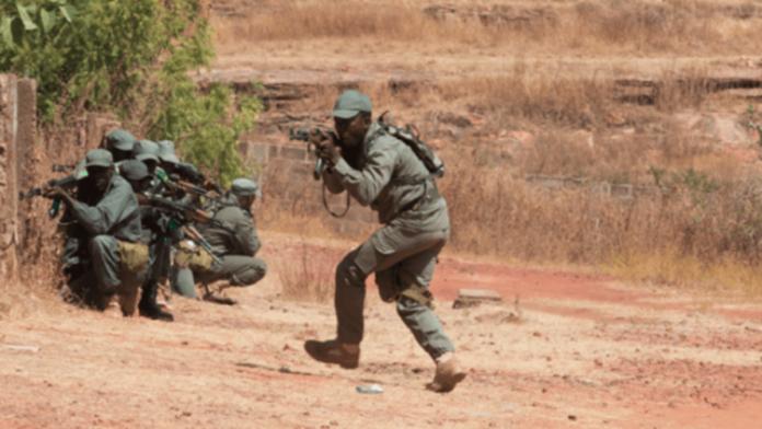attaque Mali