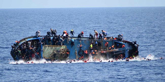 pirogue chaviree