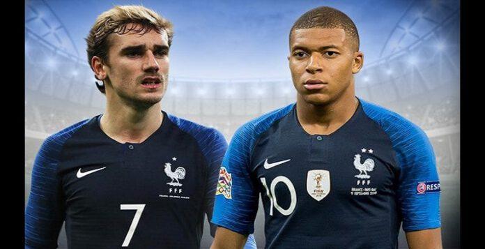 sportif français