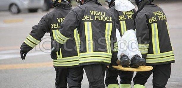 Senegalais meurt par asphyxie italie