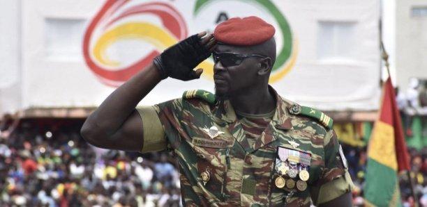 colonel doumbouya